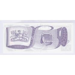 BILLET SAINT HELENE 50 PENCE 1979 NEUF L'ART DES GENTS AVIGNON