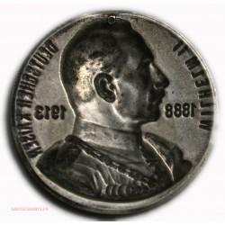 Médaille uniface WILHEIM II 1888-1913