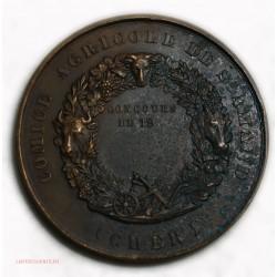 Médaille comice agricole de ST AMAND (cher) concours de 19..
