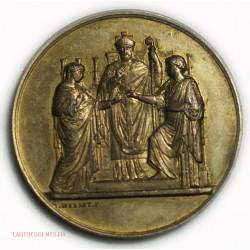 Médaille argent doré Marige par L. MERLEY.F,  lartdesgents.fr