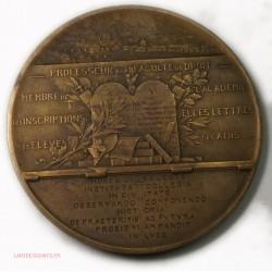 Médaille François Olivier MARTIN 1936 par ABEL LA FLEUR