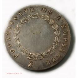 Médaille Ch. CHRISTOFLE Orfèvre à Paris 1805-1863