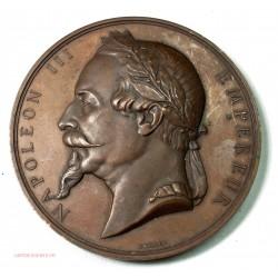 Médaille Napoléon III, inauguration église Ste TRINITE 1867