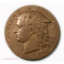 Médaillon fonte uniface portrait de MURAT révolution Française