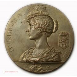 Medaille BVRDIGALA XIIIe Expo. de Bordeaux 1895 par A. RIVES