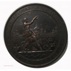 Medaille uniface  Intern. Exhibition of SYDNEY (Australie) 1879 par J.S.& A.B.WYON