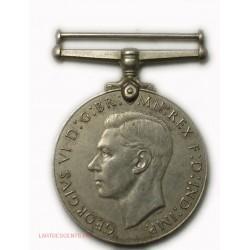 Médaille commérative 1914-1918- VAN DEN VELDTOCHT - sign E.J. DeBREMAECKER
