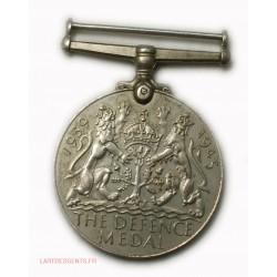 Médaille GEORGIVS VI 1939-1945 THE DEFENCE MEDAL