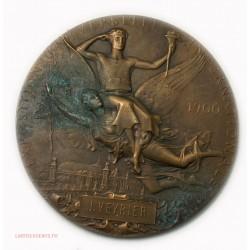 Médaille exposition universelle International 1900 par JC CHAPLAIN attribuée