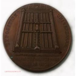 Médaille Exposition Universelle Champs de Mars 1878 Par Oudiné, LAGRANGE