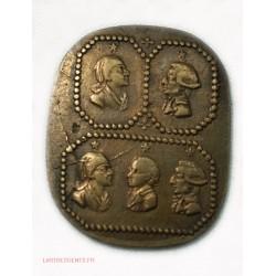 Médaille révolution Patriotes à voir... lartdesgents.fr Avignon