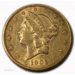 USA 20$ Dollars 1902 S San Francisco, lartdesgents.fr