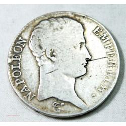 Napoléon Ier Empereur, 5 Francs An 13 A Paris, lartdesgents.fr