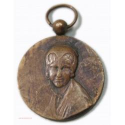 Médaille centenaire de la Sté Philantropique SAVOISIENNE de PARIS 1833-1933