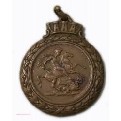 Médaille Grande Bretagne Victoria Queen and Empress/ St Georges