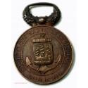 Médaille Sté des Sauveteurs Dieppois par H.GAILLON - J.CEOZET