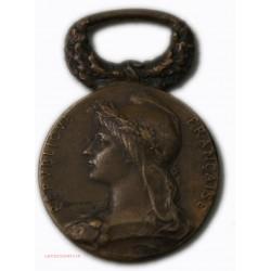 Médaille Ministère des Colonies par O.ROTY Arthus bertrand