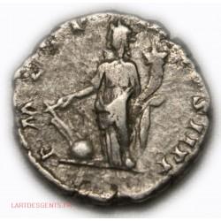 Romaine - Denier Septime Sévère 191 ap. JC. ROME 8/67, lartdesgents.fr