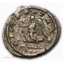 Romaine - Denier Septime Sévère 204 ap. JC. RIC. 295, lartdesgents.fr