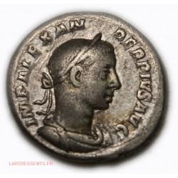 Romaine - Denier Alexandre Sévère 231 ap. JC. RIC. 235, lartdesgents.fr