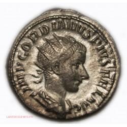 Romaine - Antoninien GORDIEN III 239 Ap. JC. RIC. 68, lartdesgents.fr