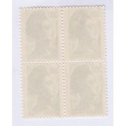 TIMBRES FRANCE VARIETES N°2123 boule blanche sur bonnet 1981 L'ART DES GENTS