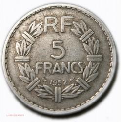 LAVRILLIER 5 FRANCS 1952, lartdesgents.fr
