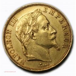 Napoléon III, 50 Francs or 1862 A PARIS, lartdesgents.fr Avignon
