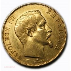 Napoléon III, 50 Francs or 1859 BB STRASBOURG, lartdesgents.fr Avignon