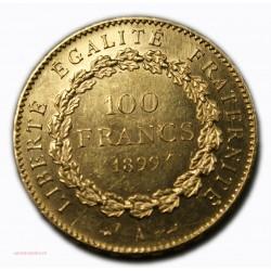 GENIE - 100 Francs or 1899 A - SUP, lartdesgents.fr Avignon