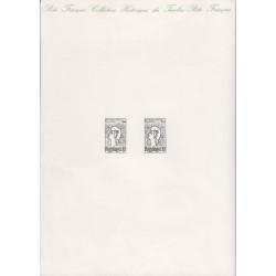 document philatélique philex 82 L'ART DES GENTS PHILATELIE