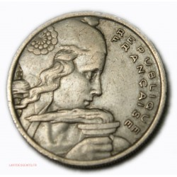 100 Francs 1958 chouette COCHET TTB