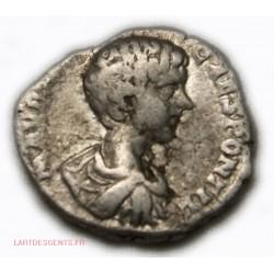 Romaine - Denier CARACALLA 197 Ap.  JC.. RIC. 330, lartdesgents.fr