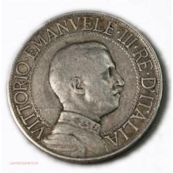 ITALIE - 2 LIRE 1908 VITTORIO EMANUEL III, lartdesgents.fr