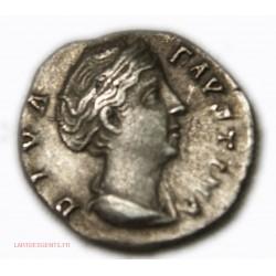 ROMAINE - Denier FAUSTINE MERE 148 AP JC RIC.362 TTB+