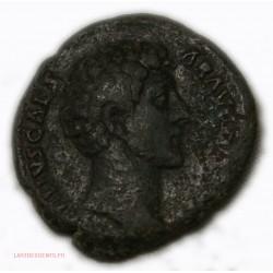 ROMAINE - Dupondius COMMODE 180 AP JC. TTB