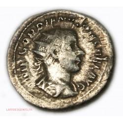 ROMAINE - Antoninien Gordien III 241 Ap JC.  TB+ RIC.92