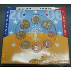Coffrets complets EURO FRANCE BU  2005 à 2009, lartdesgents.fr