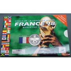 Coffret 5 Francs Finale France Brésil, lartdesgents.fr