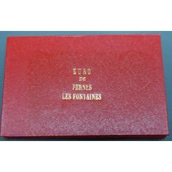 """Coffret 1,3 Euros de Pernes les Fontaines """"Cormoran"""" 1996, lartdesgents.fr"""