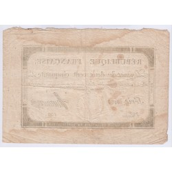 BILLET FRANCE Assignat 250 Livres  AN 2 1785 L'art des gents  Numismatique Avignon