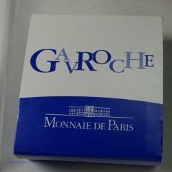 Coffret BE Belle Epreuve 2002 1 1/2 euro GAVROCHE, lartdesgents.fr