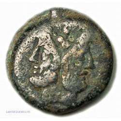 République Romaine - AS DE JANUS AFRANIA 150 avant JC, lartdesgents.fr Avignon