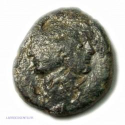 République Romaine - SEXTUS AS DE POMPEE ESPAGNE 45-44 avant JC.