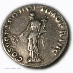 ROMAINE - Denier TRAJAN 108 AP-JC. RIC. 121