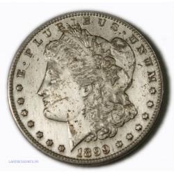 USA - Morgan $ 1 dollar 1899 O, lartdesgents.fr
