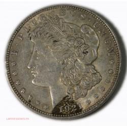 USA - Morgan $ 1 dollar 1881 S, lartdesgents.fr