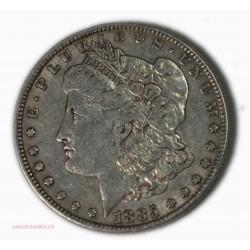 USA - Morgan $ 1 dollar 1885, lartdesgents.fr