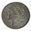 USA - Morgan $ 1 dollar 1881 O, lartdesgents.fr