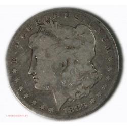 USA - Morgan $ 1 dollar 1883 S, lartdesgents.fr